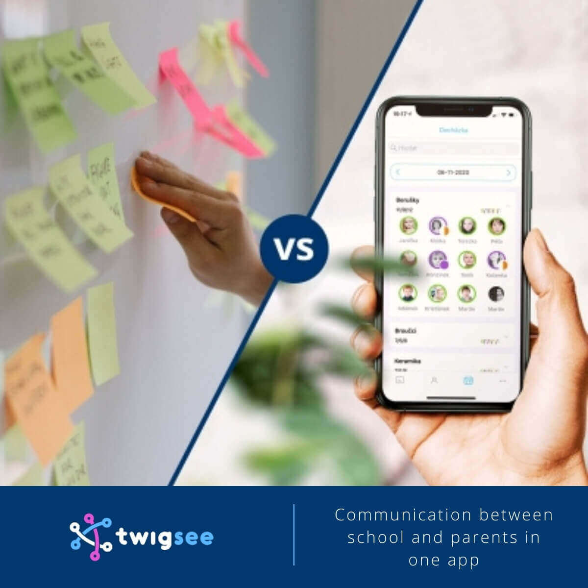 Typical preschool versus preschool online