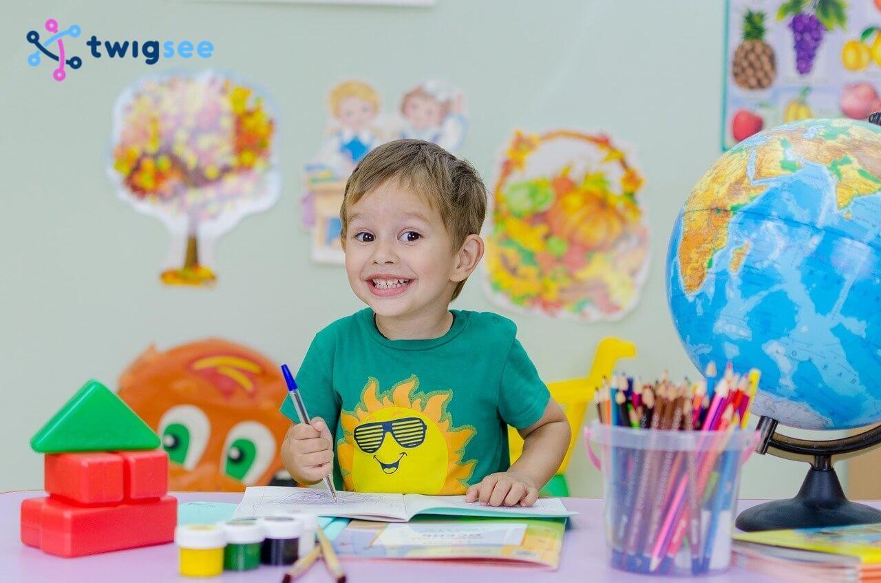 Grafomotorika: Jak se vyvíjí ajak sní pomoct předškolákovi