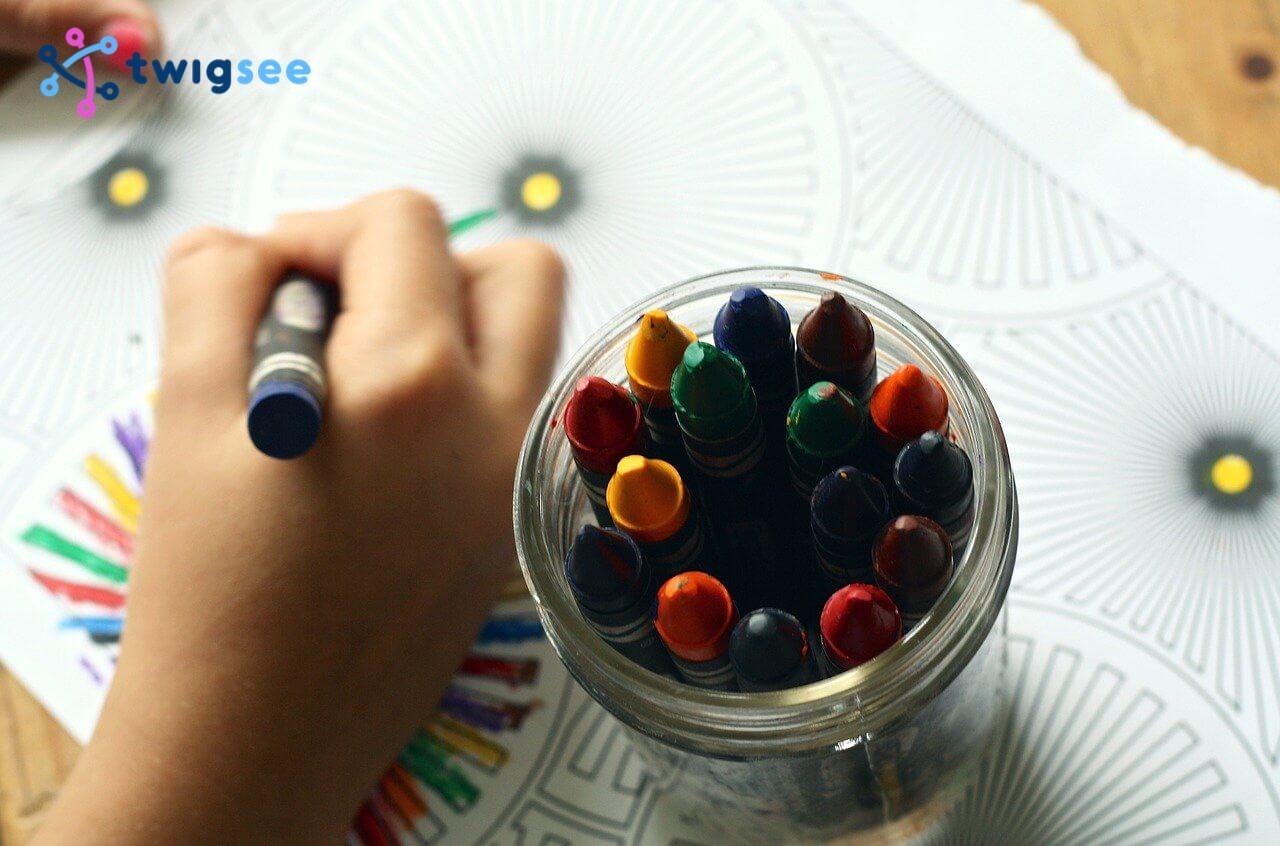 grafomotorika, úchop tužky, jak držet tužku, školní zralost, twigsee