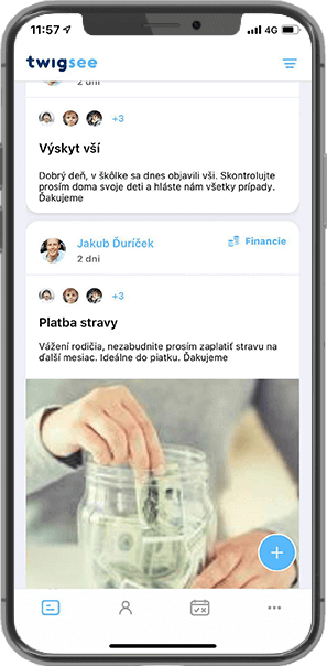 Twigsee - Aplikácie pre škôlku