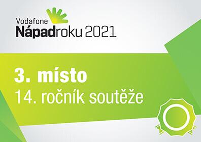 Nápad roku 2021